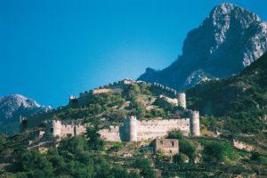 011. Castello di San Nicola De Thoro Plano - Maiori