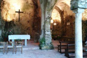 024. Grotta dell'Angelo - Tramonti