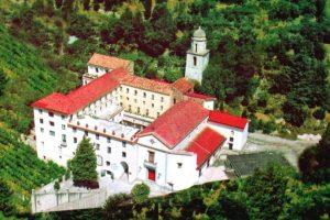 026. Convento di San Francesco d'Assisi a Polvica - Tramonti