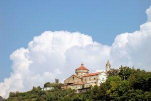 029. Chiesa di Sant'Erasmo a Pucara - Tramonti
