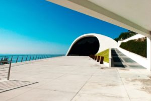 048. Auditorium Oscar Niemeyer - Ravello