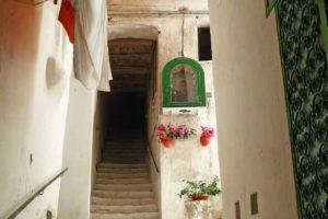 069. Vicoli del Centro Storico - Amalfi