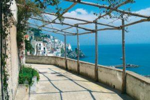 070. Via Maestra dei Villaggi - Amalfi