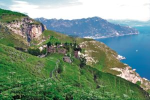 071. Convento di Cospita e Grotta dell'Eremita - Agerola