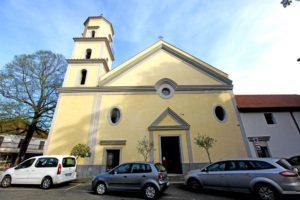 076. Chiesa della SS.ma Annunziata a San Lazzaro - Agerola