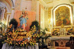 095. Chiesa della Madonna del Rosario ai Mulini - Positano