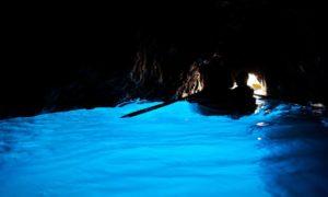 099. Grotta Azzurra - Le Boffe, Il Pozzo, Villa Damecuta, Grotta Azzurra, Anacapri