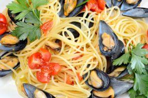 012. Spaghetti con le zozze