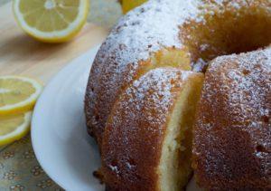 021. Torta al limone