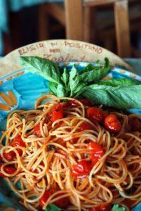 035. Spaghetti al pomodoro