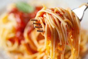 042. Spaghetti al pomodoro