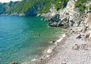 096. Spiaggia delle Monache - Massa Lubrense