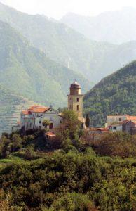 Tramonti chiesa di Figlino