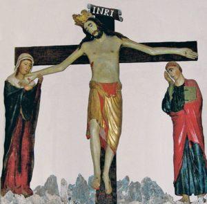 Crocifisso di Scala