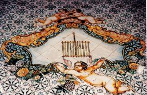 Duomo di Sal Lorenzo Pavimento