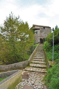Santa Maria De La Porta
