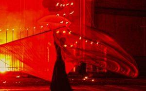 Luminaria Rossa