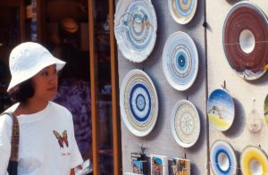 Turista ceramica