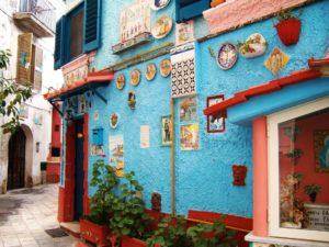 Vietri Casa Colorata